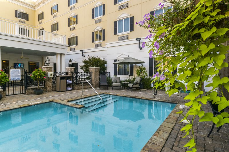 Candlewood Suites Mobile-Downtown-Cool Off in this Refreshing Salt Water Pool<br/>Image from Leonardo