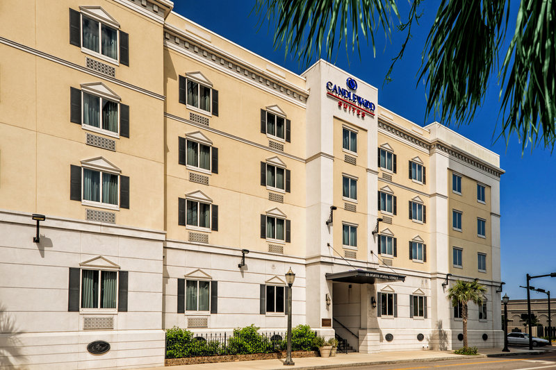 Candlewood Suites Mobile-Downtown-Hotel Exterior<br/>Image from Leonardo
