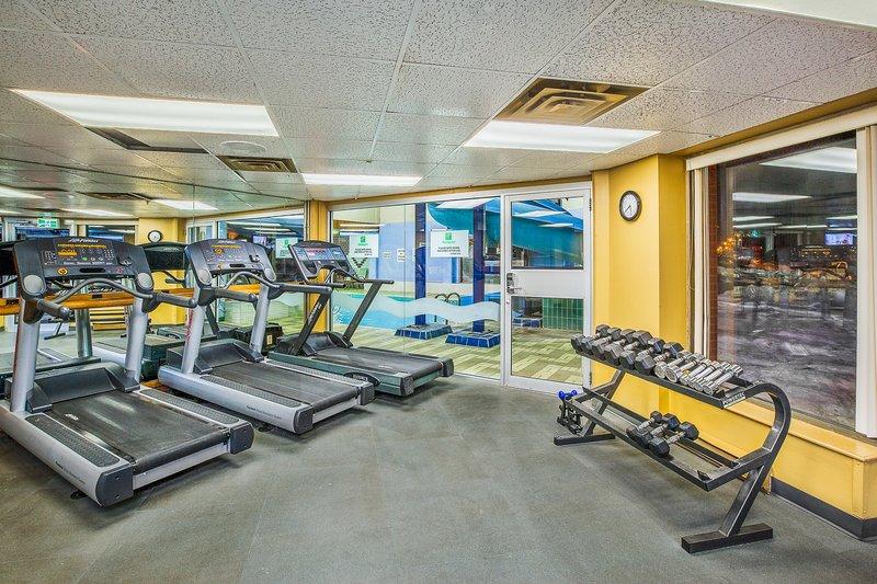 Holiday Inn Sydney - Waterfront-Fitness Center<br/>Image from Leonardo