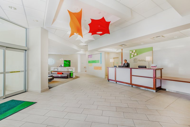 Holiday Inn Sydney - Waterfront-Hotel Lobby<br/>Image from Leonardo
