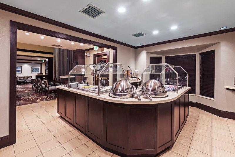 Staybridge Suites Tulsa - Woodland Hills-Breakfast Area<br/>Image from Leonardo