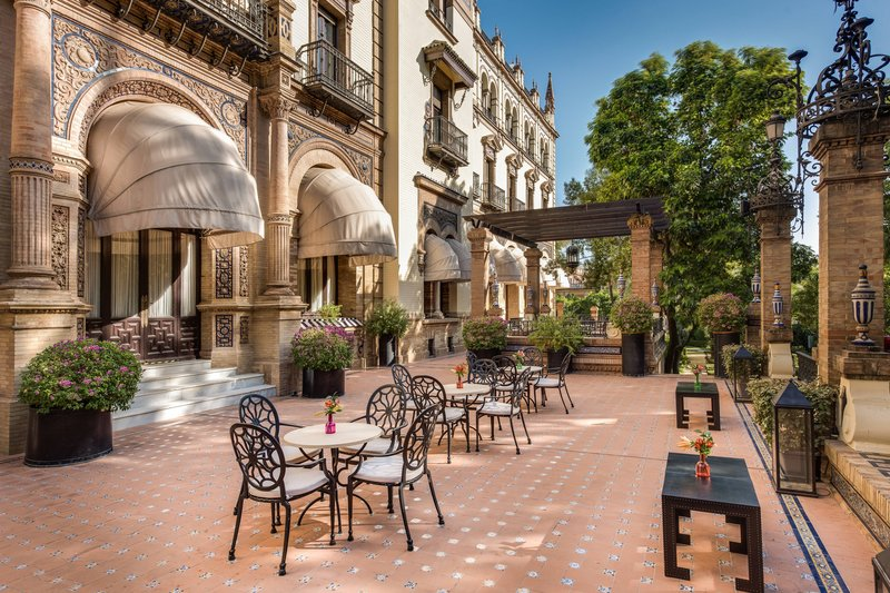 Hotel Alfonso XIII; a Luxury Collection Hotel Seville-Cartuja Meeting Room<br/>Image from Leonardo