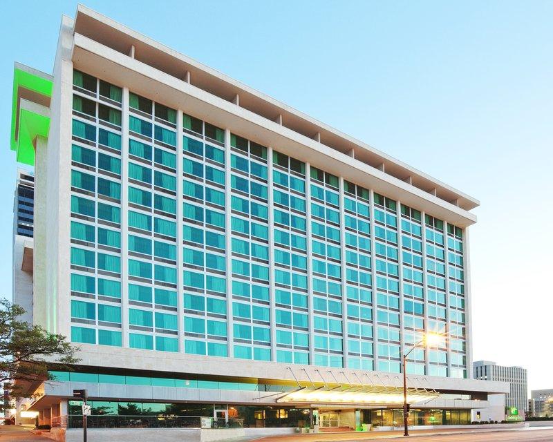 Holiday Inn Tulsa City Center-Hotel Exterior<br/>Image from Leonardo