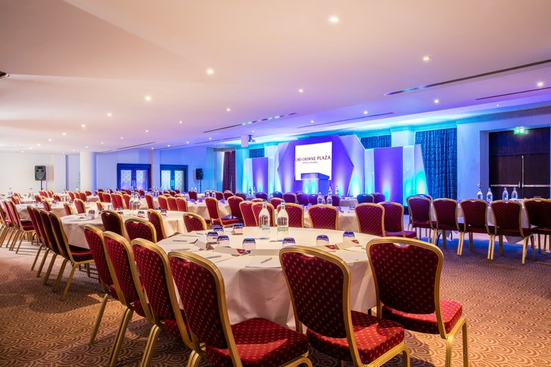 Crowne Plaza Liverpool John Lennon Airport-Meeting Room<br/>Image from Leonardo