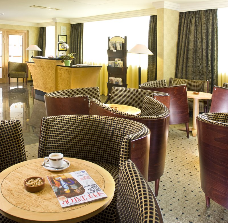Crowne Plaza Liverpool John Lennon Airport-Our Club Lounge, exclusive to our executive room & suite guests<br/>Image from Leonardo