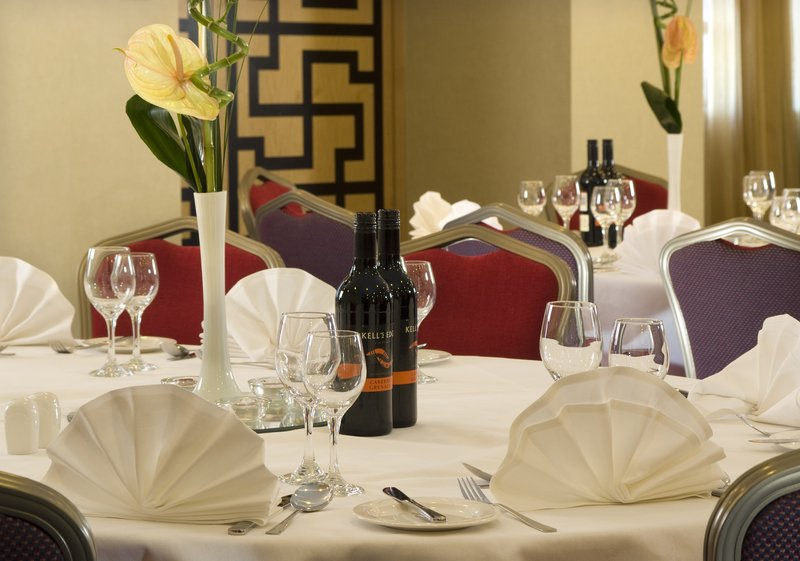 Crowne Plaza Liverpool John Lennon Airport-Private Dining<br/>Image from Leonardo