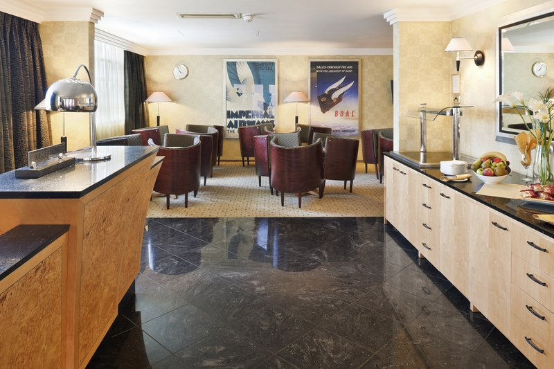Crowne Plaza Liverpool John Lennon Airport-Club Floor Lounge<br/>Image from Leonardo