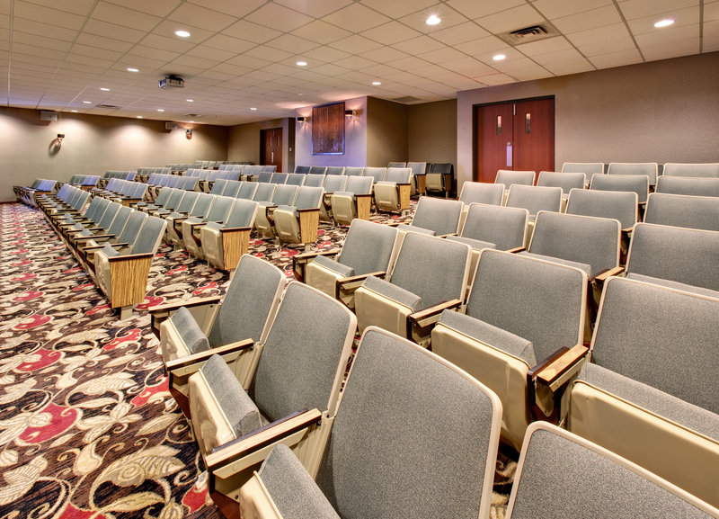 Crowne Plaza Milwaukee Airport-Aviation Theater at the Crowne Plaza hotel near Miller Park<br/>Image from Leonardo