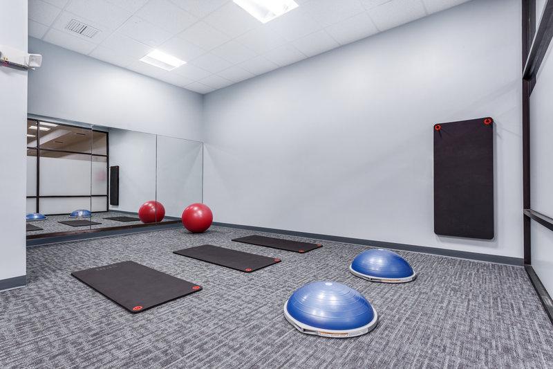 Crowne Plaza Milwaukee Airport-Yoga Studio <br/>Image from Leonardo