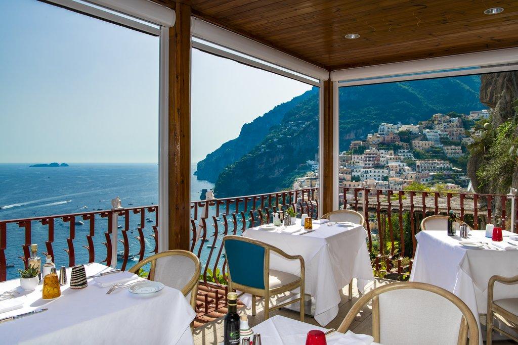 Eden Roc Positano-Restaurant<br/>Image from Leonardo