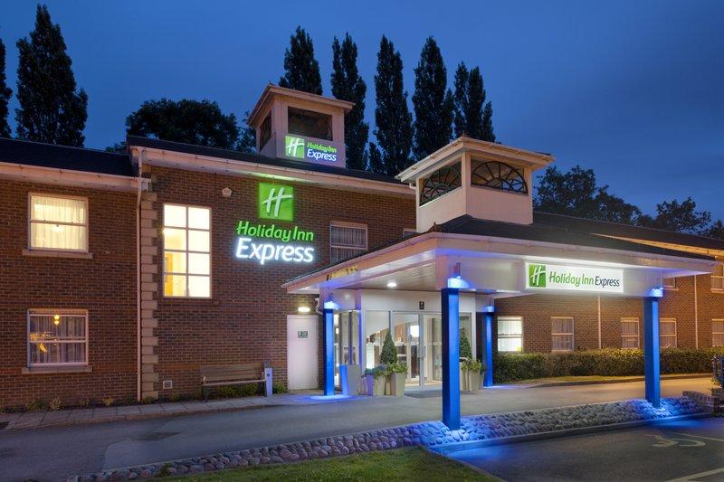 Holiday Inn Express Leeds East-Holiday Inn Express Leeds-East Exterior<br/>Image from Leonardo