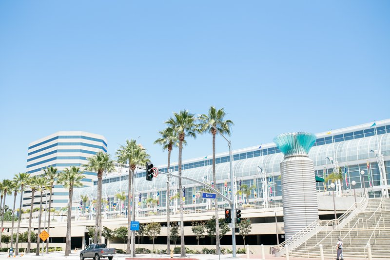 Holiday Inn Long Beach Downtown Area-We're just a few minutes away from the Long Beach Convention Centr<br/>Image from Leonardo