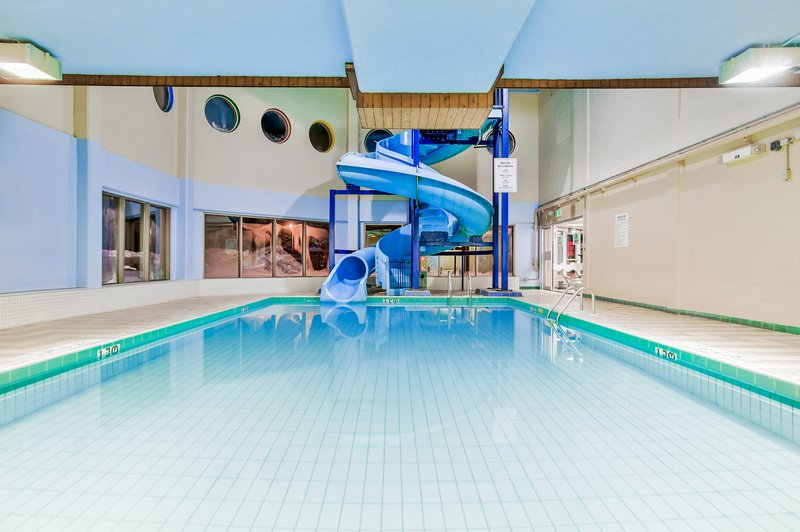 Holiday Inn Sydney - Waterfront-Indoor Swimming Pool with water slide<br/>Image from Leonardo