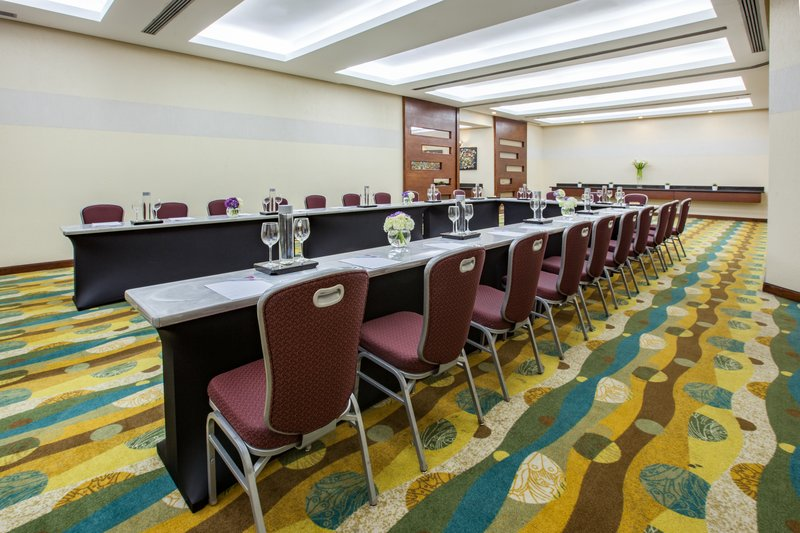 Crowne Plaza Santo Domingo-A modern space perfect for your business meetings.<br/>Image from Leonardo