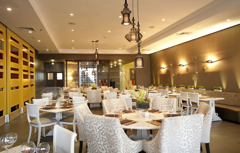 Crowne Plaza Santo Domingo-Restaurant Nabu is a great placefor family celebrations.<br/>Image from Leonardo