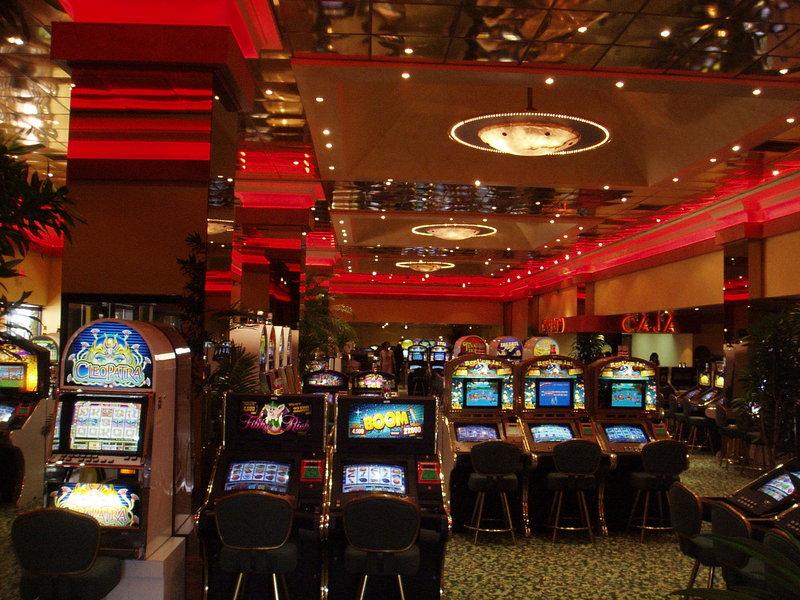 Crowne Plaza Santo Domingo-Casino<br/>Image from Leonardo