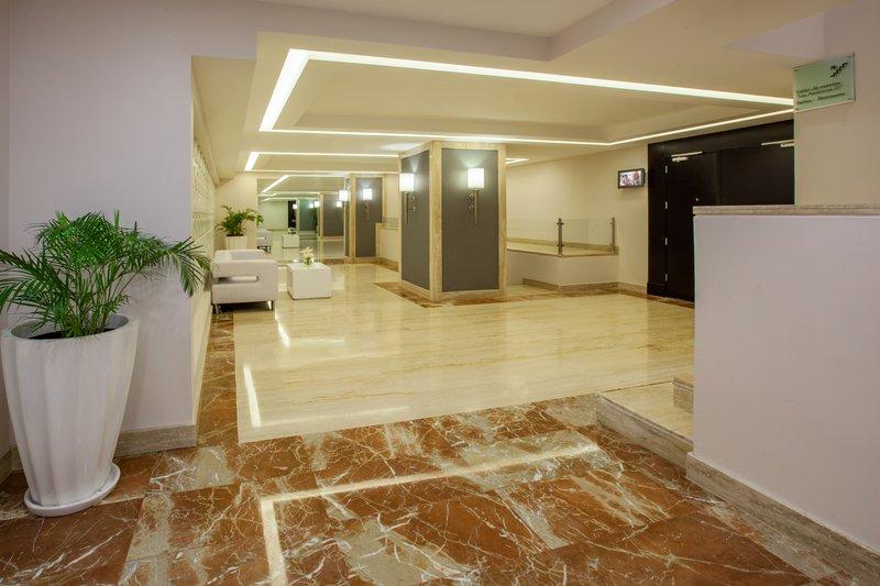 Crowne Plaza Santo Domingo-Hotel Lobby<br/>Image from Leonardo