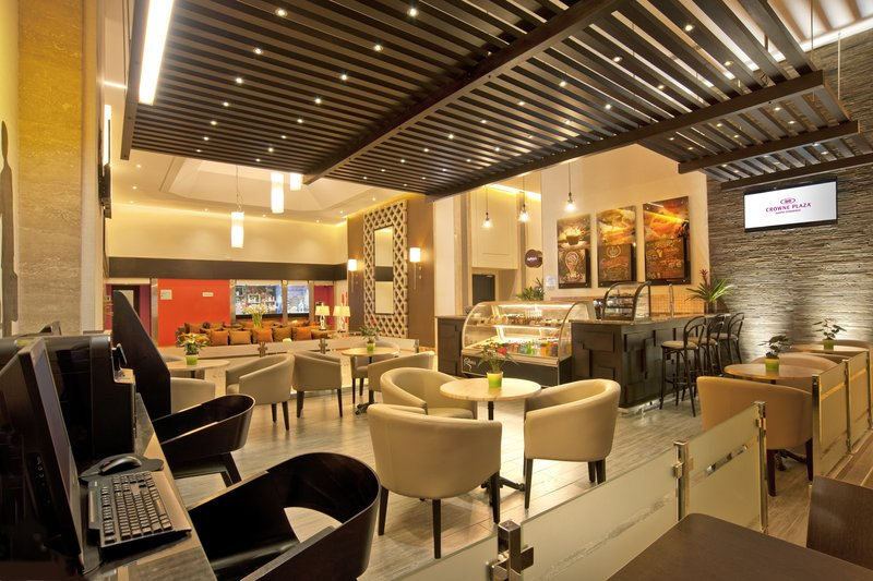 Crowne Plaza Santo Domingo-Kaffetto's - You can enjoy different type of Coffee and Pastries<br/>Image from Leonardo