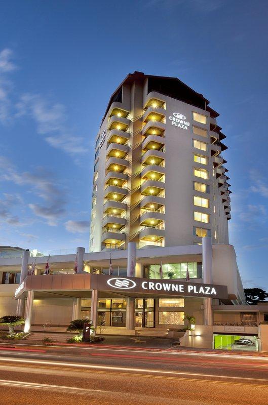 Crowne Plaza Santo Domingo-Hotel Exterior - Night View<br/>Image from Leonardo