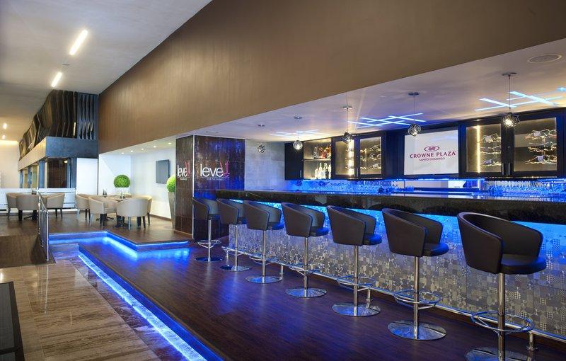 Crowne Plaza Santo Domingo-Level 1 - Modern Lobby Bar<br/>Image from Leonardo