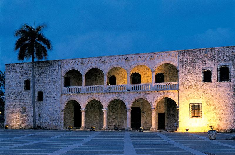 Crowne Plaza Santo Domingo-Columbus Alcazar - Colonial Zone<br/>Image from Leonardo