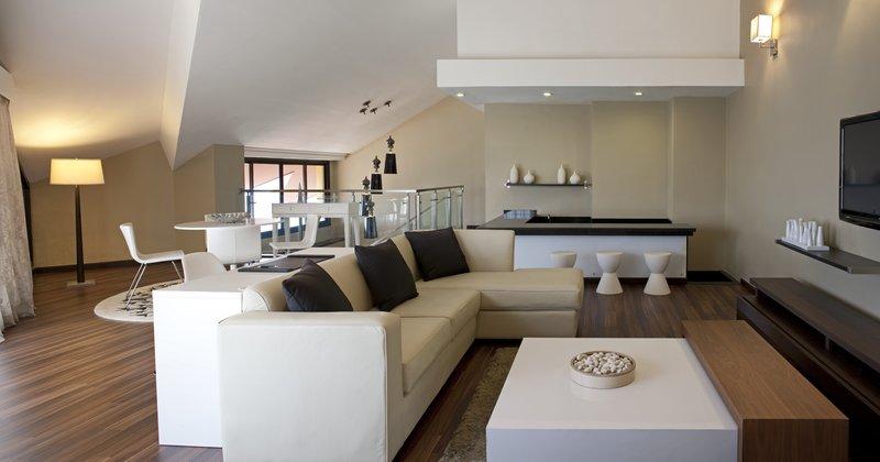 Crowne Plaza Santo Domingo-Living Area located at Second Level<br/>Image from Leonardo
