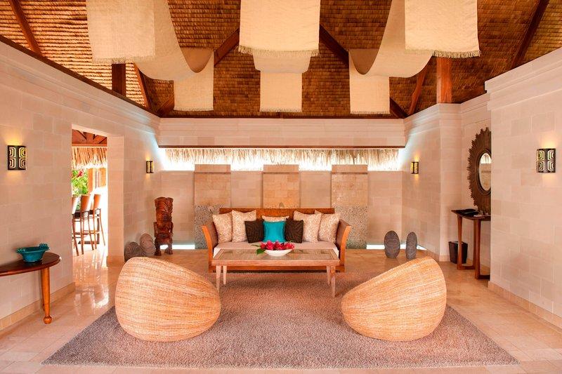 St Regis Resort Bora Bora - Royal Estate - Family Room <br/>Image from Leonardo