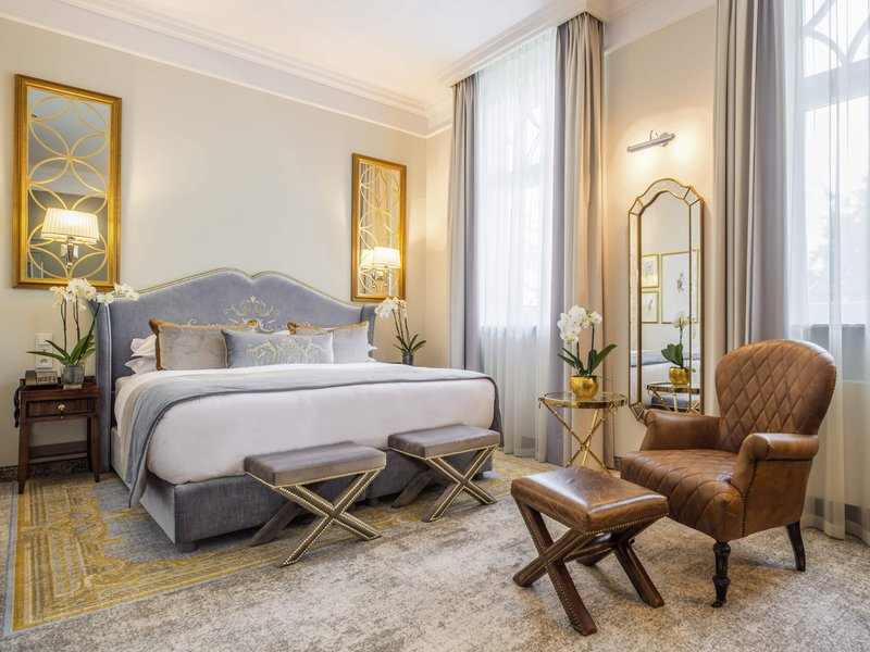 Bachleda Luxury Hotel Krakow-Guest Room<br/>Image from Leonardo
