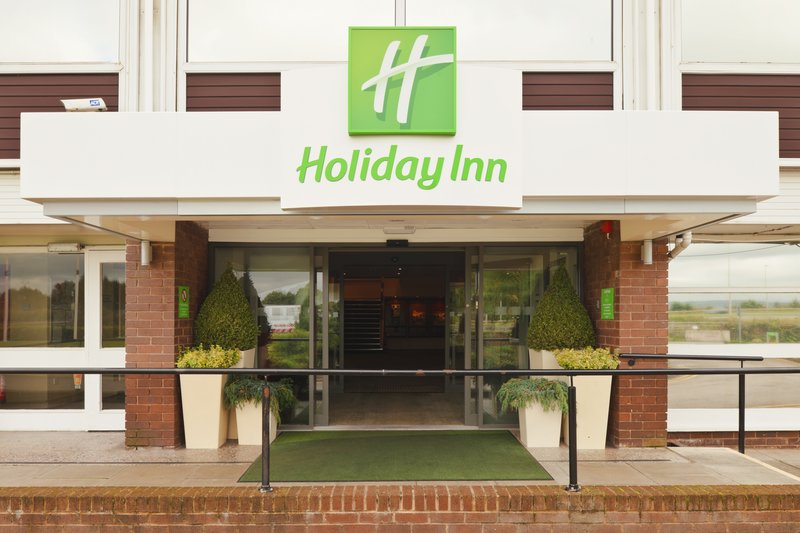 Holiday Inn Chester South Hotel-Walk through our doors which are always open at Holiday Inn<br/>Image from Leonardo