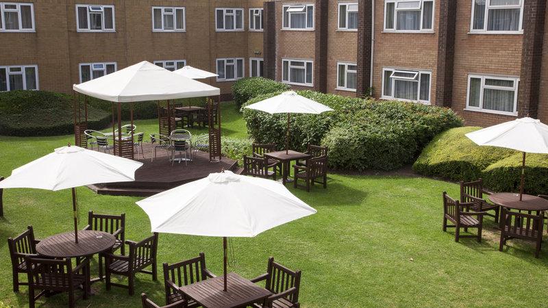 Holiday Inn Chester South Hotel-Terraced Area<br/>Image from Leonardo