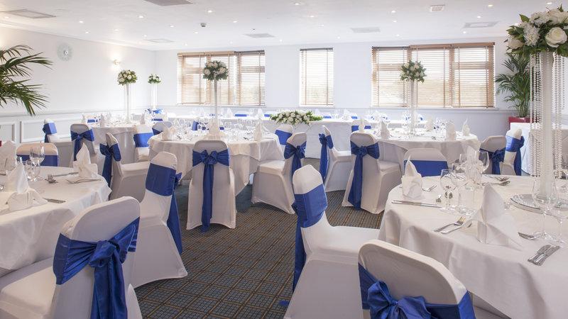 Holiday Inn Chester South Hotel-Wedding Breakfast<br/>Image from Leonardo