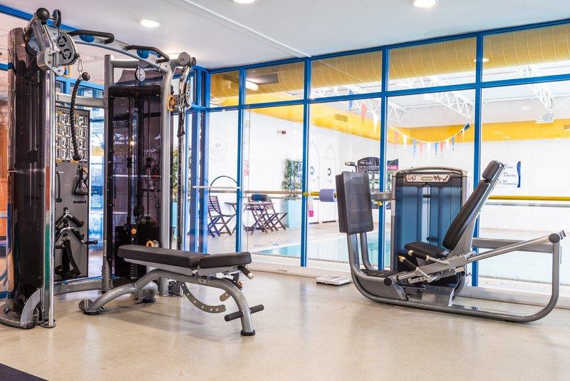 Holiday Inn Chester South Hotel-Fitness Centre<br/>Image from Leonardo