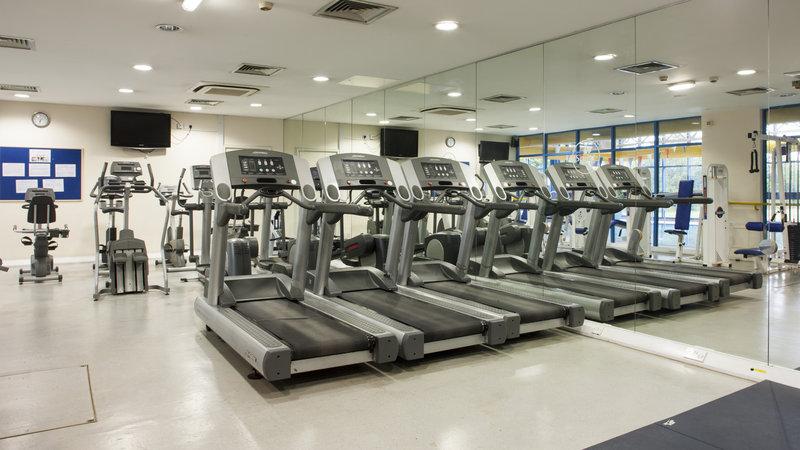 Holiday Inn Chester South Hotel-Gym<br/>Image from Leonardo