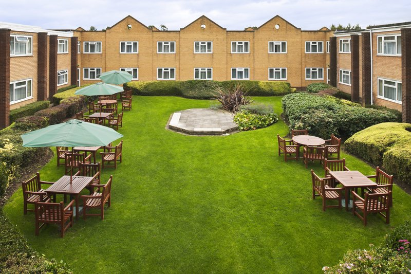 Holiday Inn Chester South Hotel-View from Hotel<br/>Image from Leonardo