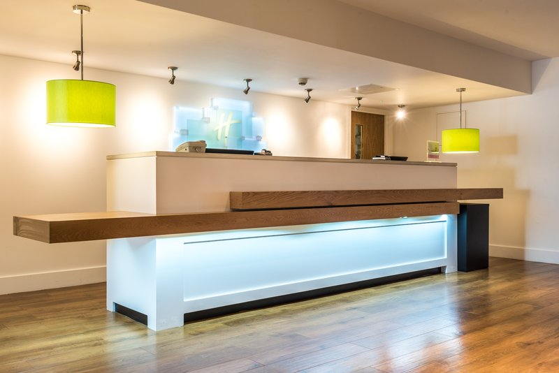 Holiday Inn Chester South Hotel-Hotel Reception<br/>Image from Leonardo