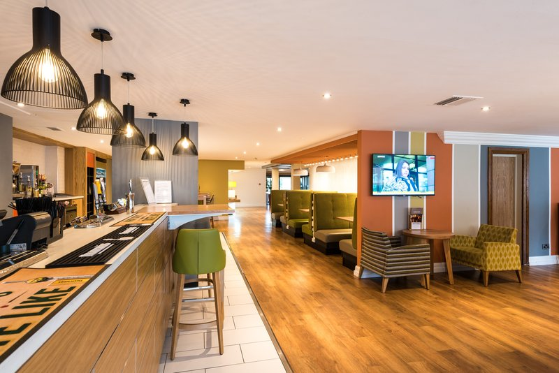 Holiday Inn Chester South Hotel-Hotel Lobby<br/>Image from Leonardo