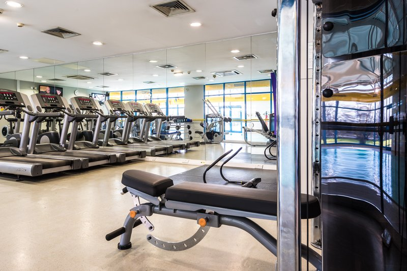 Holiday Inn Chester South Hotel-Fitness Centre and Swimming Pool<br/>Image from Leonardo