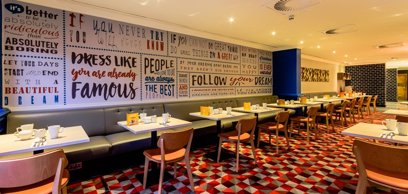 Holiday Inn Leeds - Garforth-Open Lobby<br/>Image from Leonardo