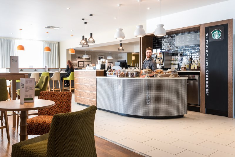 Holiday Inn Brighton - Seafront-Treat yourself to a Starbucks<br/>Image from Leonardo