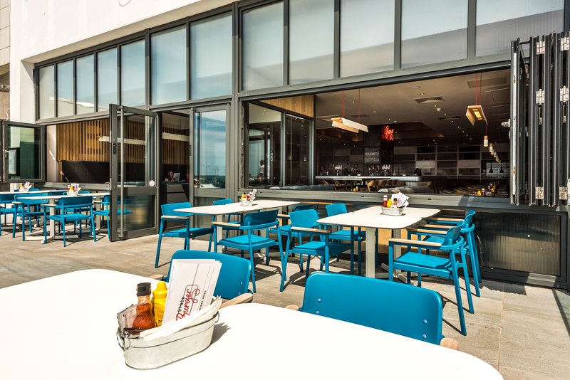 Holiday Inn Brighton - Seafront-Restaurant Hotel Exterior<br/>Image from Leonardo