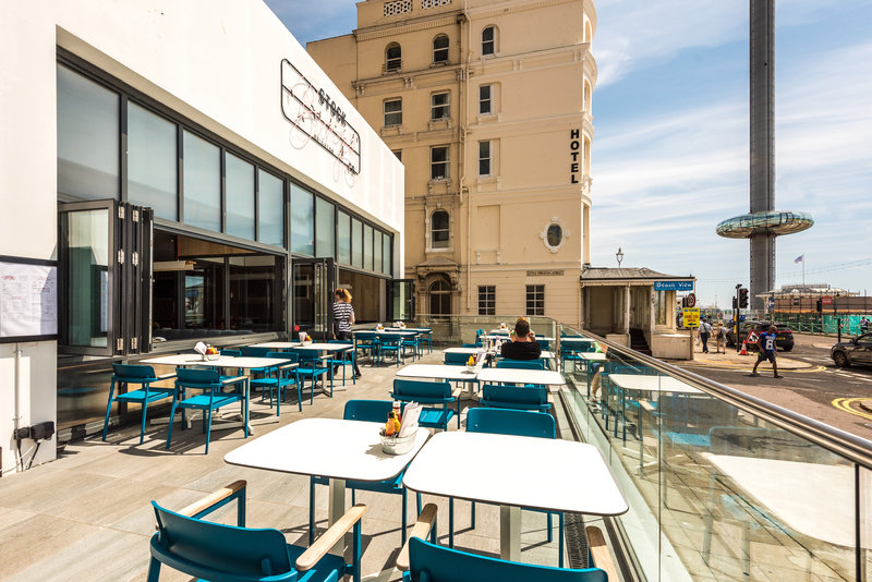 Holiday Inn Brighton - Seafront-Restaurant<br/>Image from Leonardo