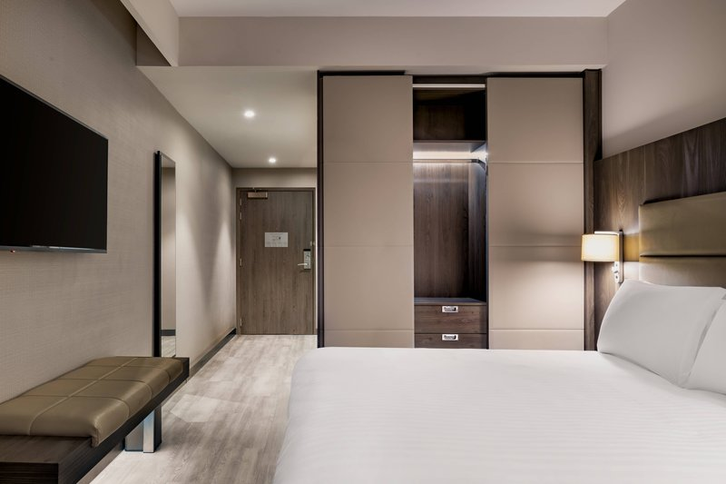 AC Hotel by Marriott Manchester City Centre-Double Comfort Guest Room<br/>Image from Leonardo