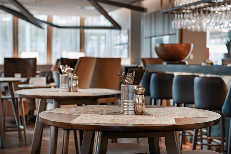 AC Hotel by Marriott Manchester City Centre-AC Lounge - Breakfast<br/>Image from Leonardo