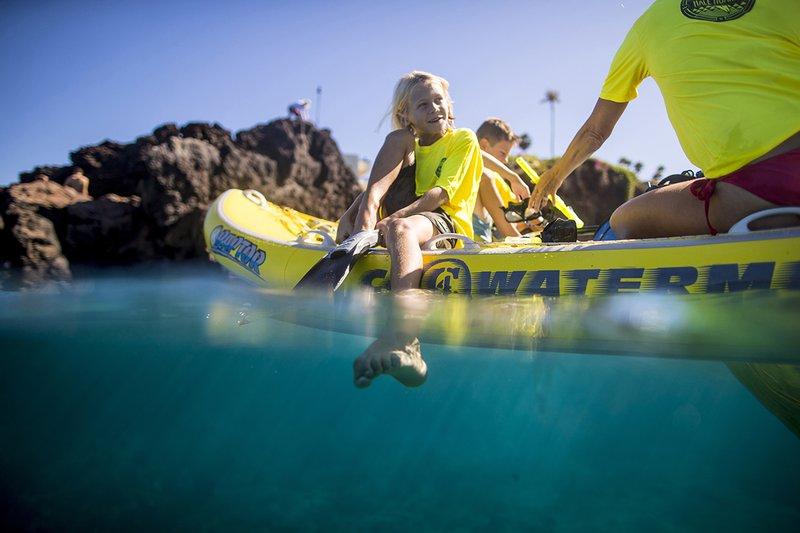 Kaanapali Beach Hotel  - Hale Huakai Snorkel Tour <br/>Image from Leonardo