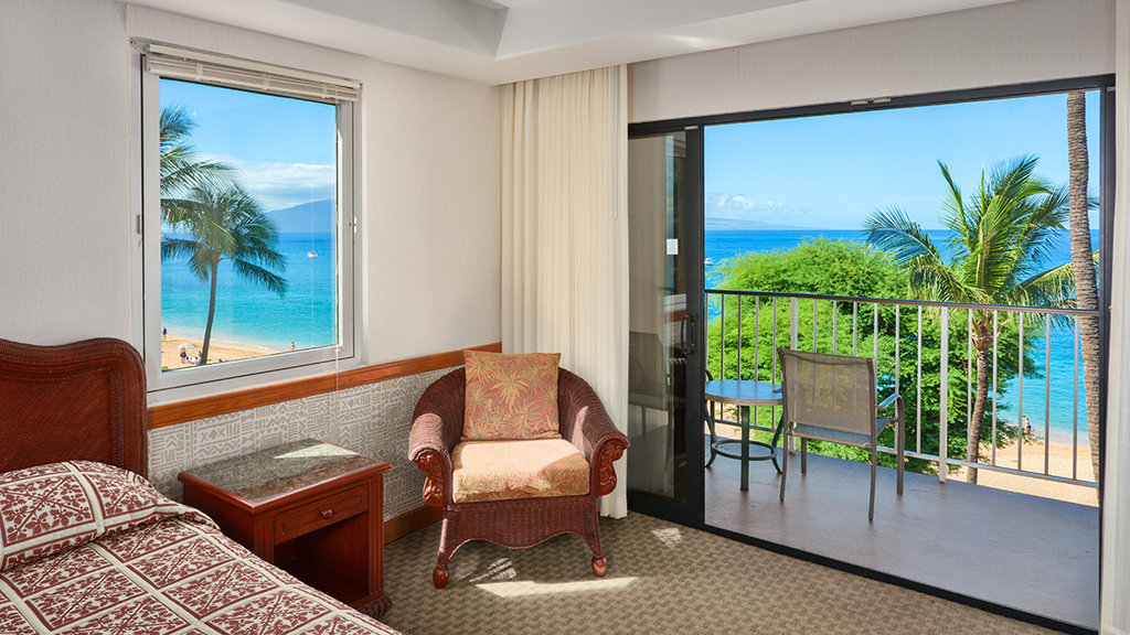Kaanapali Beach Hotel  - Oceanfront King <br/>Image from Leonardo