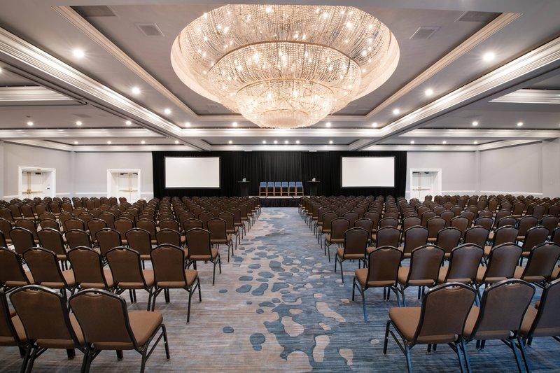 Renaissance Newport Beach Hotel-Bay Laurel Ballroom - Theater Setup<br/>Image from Leonardo