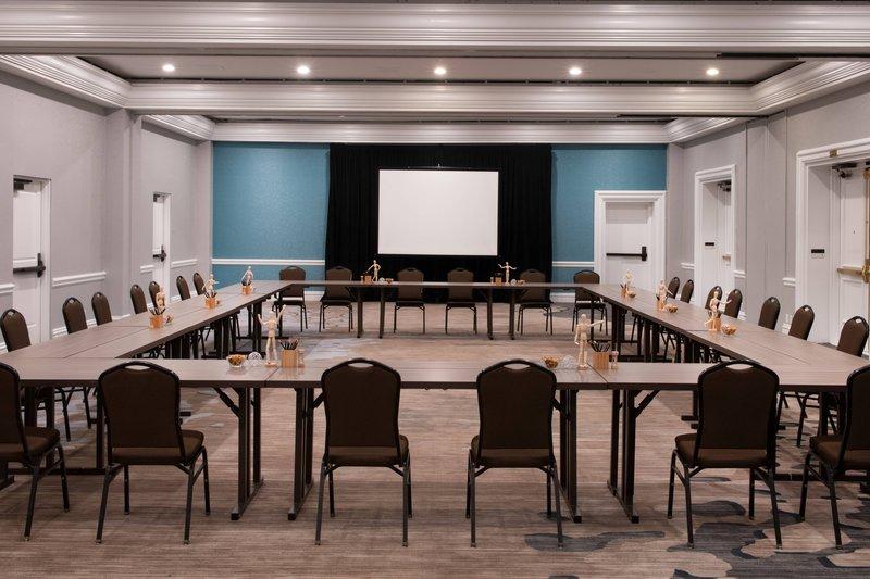 Renaissance Newport Beach Hotel-Sequoia Ballroom - U-Shape Setup<br/>Image from Leonardo
