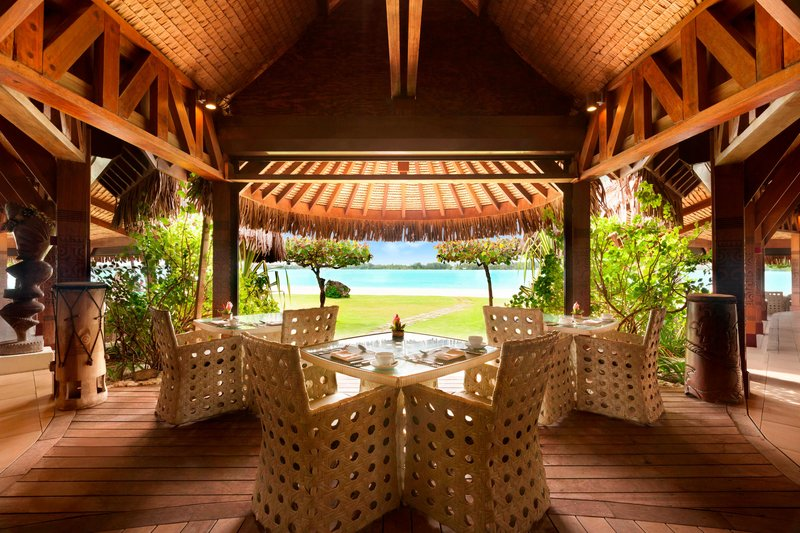 St Regis Resort Bora Bora - Te Pahu <br/>Image from Leonardo