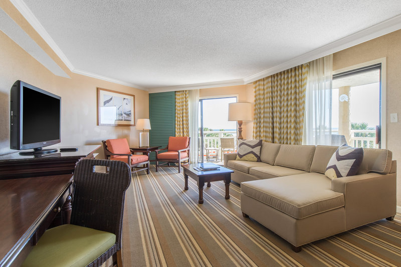 Omni Hilton Head Oceanfront Resort-Luxury Oceanfront Suite King<br/>Image from Leonardo