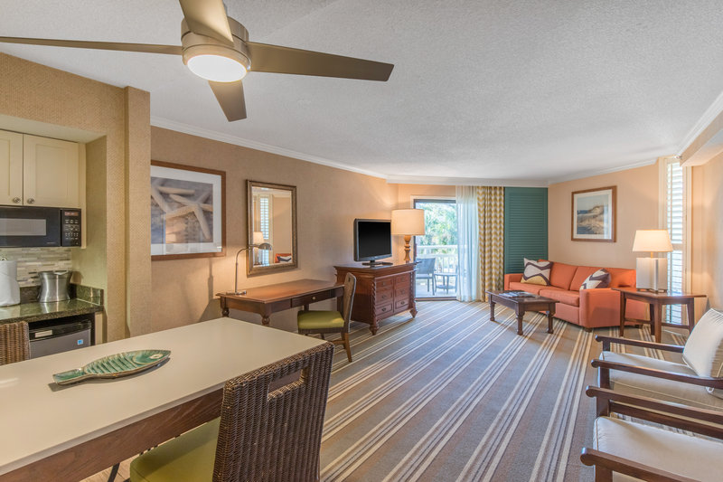 Omni Hilton Head Oceanfront Resort-Traditional One Bedroom Suite King<br/>Image from Leonardo